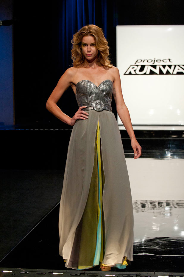 Project Runway S09E011: Bert Keeter's design