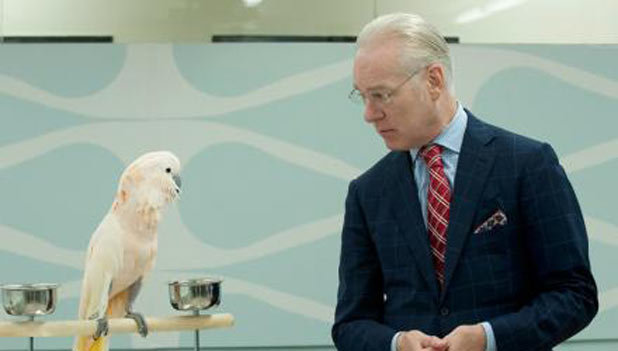 Project Runway S09E11: Tim Gunn