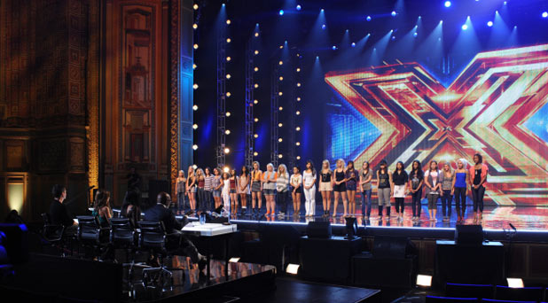 The X Factor USA: Contestants find out if they move on to the Judges Homes