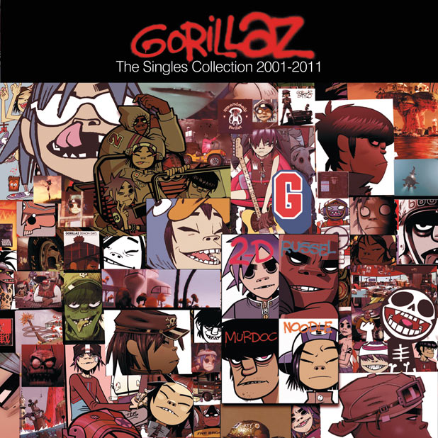 Gorillaz 'The Singles Collection'
