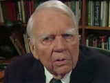 Andy Rooney makes his final appearance on 60 Minutes
