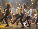 Footloose's Kenny Wormald and Julianne Hough present an exclusive clip form the movie.