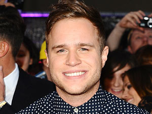 The Pride of Britain Awards 2011: Olly Murs