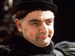 Blackadder in The Blackadder