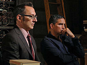 Person of Interest S01E03: 'Mission Creep'