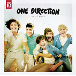 One Direction 'Up all Night' artwork