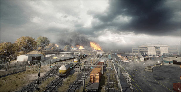 Noshahr Canals in Battlefield 3