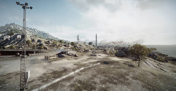 Kharg Island in Battlefield 3