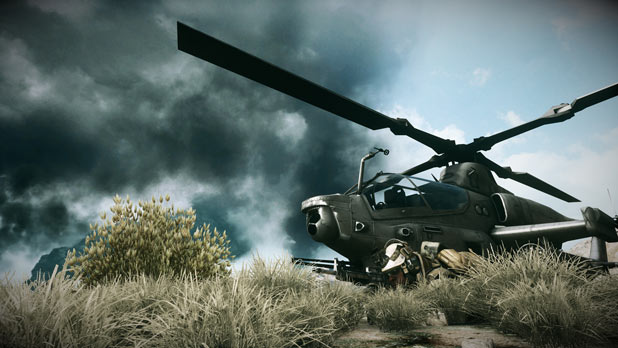 Operation Firestorm in Battlefield 3