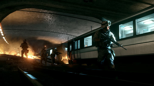 Operation Metro in Battlefield 3