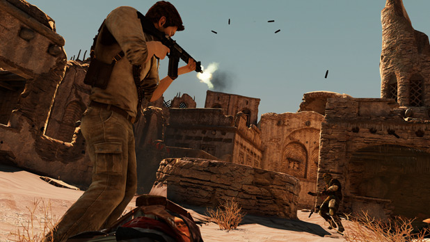 Uncharted 3: Drake's Deception - new screenshots