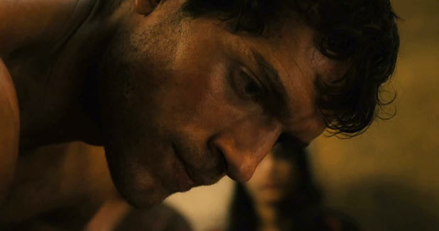 Henry Cavill as Theseus in The Immortals