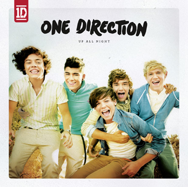 One Direction name debut album 'Up All Night', reveal cover