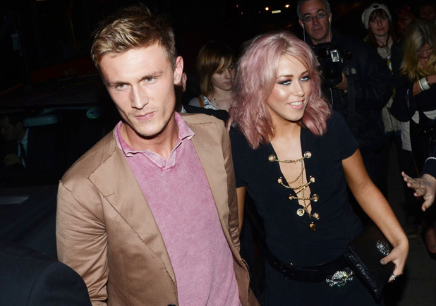 Amelia Lily and Lewis Bradley