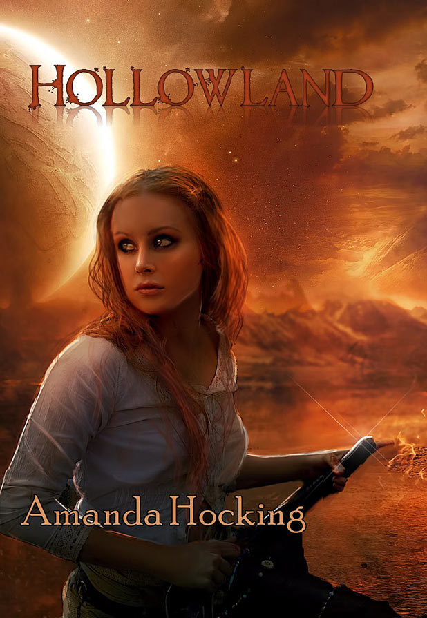 Amanda Hocking's 'Hollowland' (The Hollows)