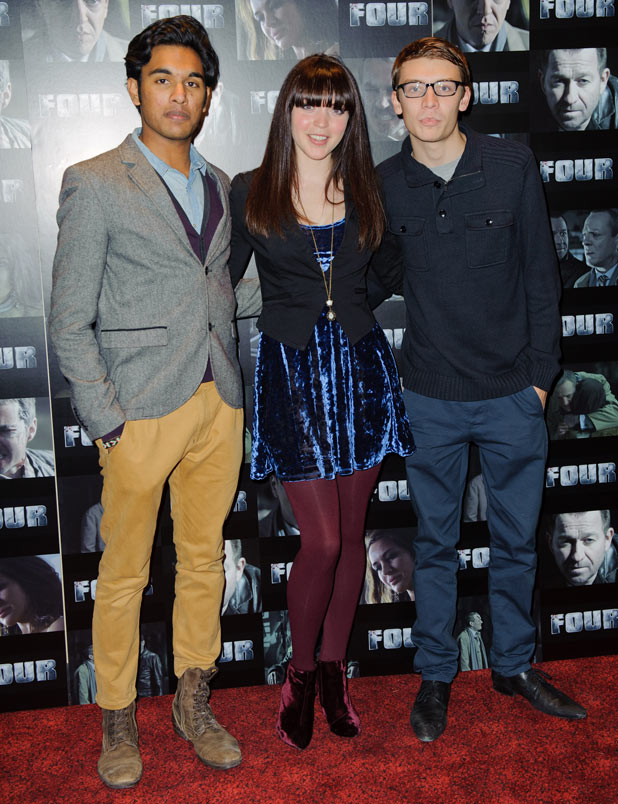 Himesh Patel, Rachel Bright and Charlie Hawkins