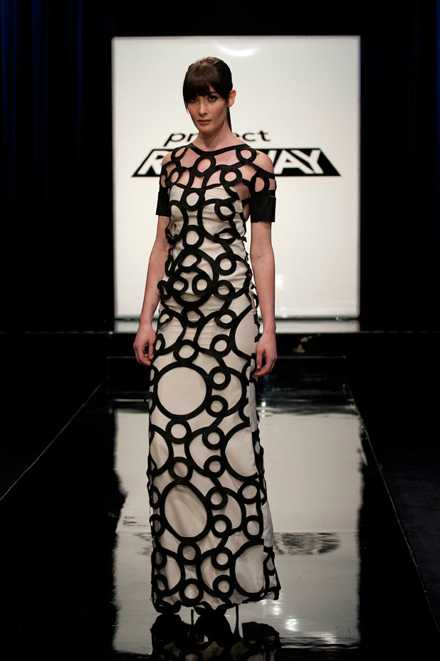 Project Runway S09E12: Laura Kathleen's design