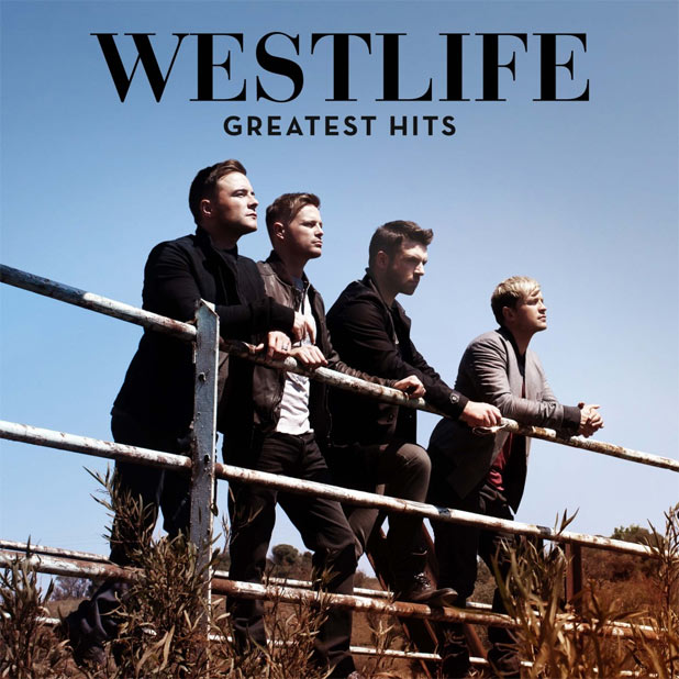 Westlife 'Greatest Hits'