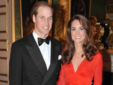 Prince William and the Duchess of Cambridge Kate Middleton