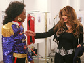 La Toya Jackson and the Kardashian sisters appear on America's Next Top Model.