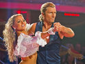 The retired footballer says he doesn't believe claims about his former dance partner.