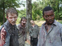 A star of The Walking Dead on season two's penultimate episode.