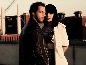 Jessie J and James Morrison