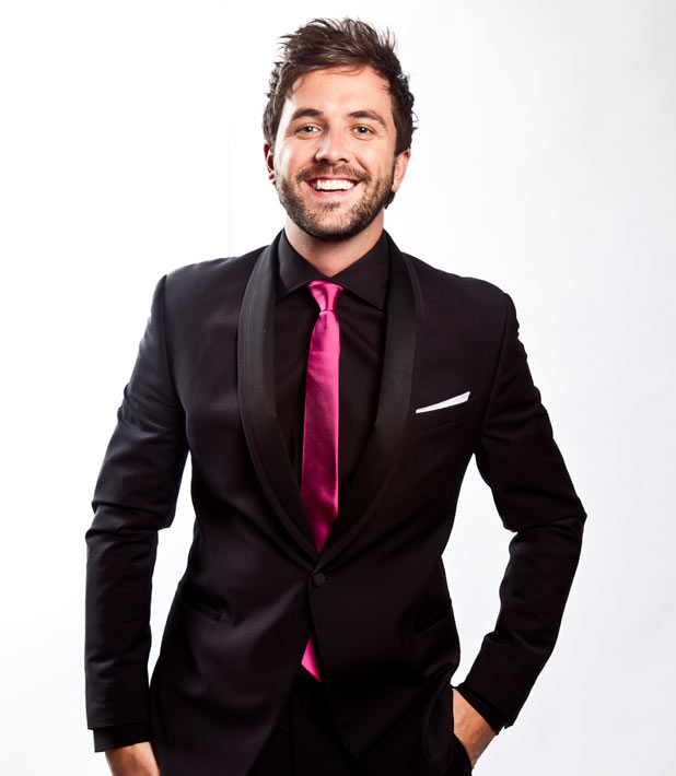 Darren McMullen from The Magicians