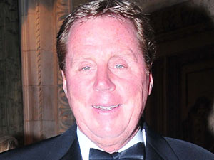 The Spirit of London Awards 2011: Harry Redknapp