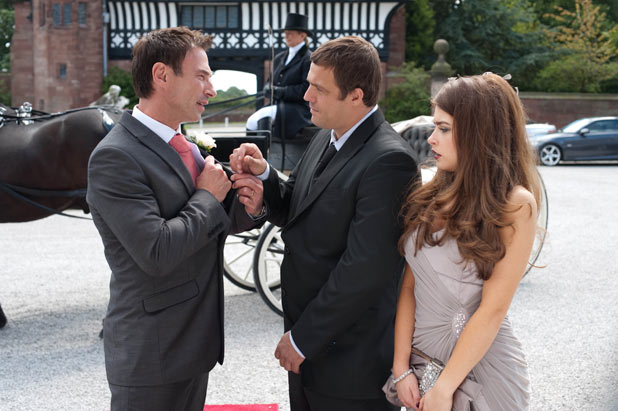 Carl, Warren and Mitzeee
