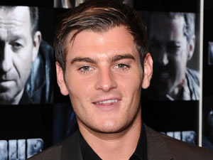 &#39;Four&#39; London Premiere: Matt Lapinskas (Anthony Moon)