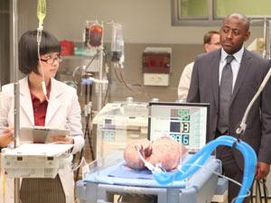 House S08E02: 'Transplant'