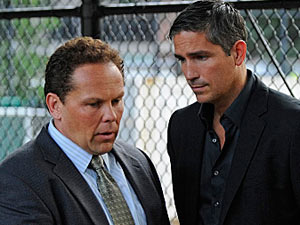 Person of Interest S01E04: 'Cura Te Ipsum'