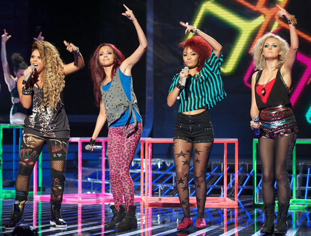 The X Factor 2011: Live Show 3