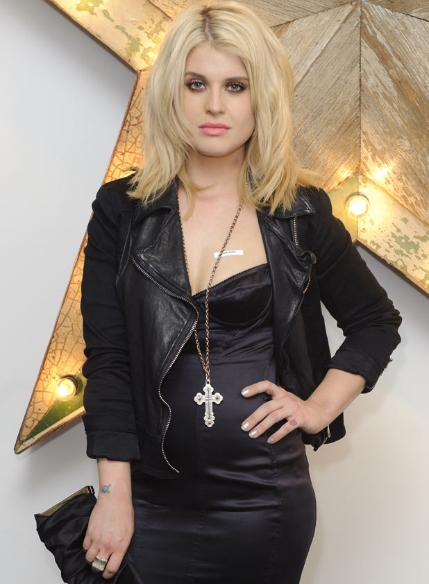 Kelly Osbourne - Ozzy and Sharon's TV presenter daughter turns 27on Thursday.