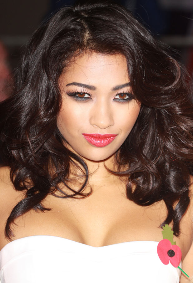 Vanessa White - The Saturdays star turns 22 on Sunday.