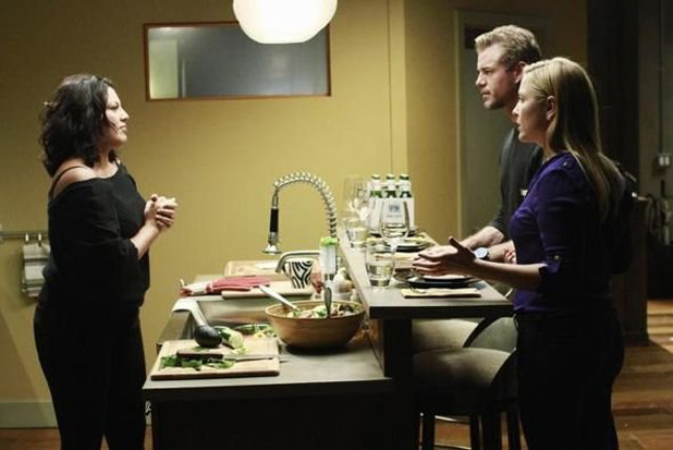 Callie, Mark and Arizona