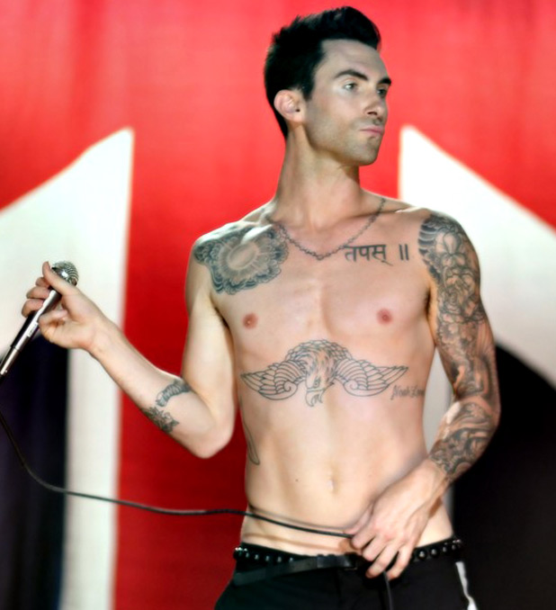 The Big One: Adam Levine