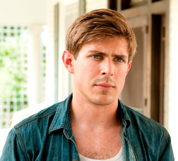 Chris Lowell in The Help
