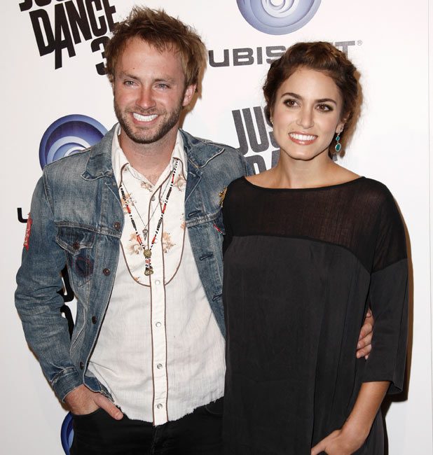 Paul McDonald and Nikki Reed