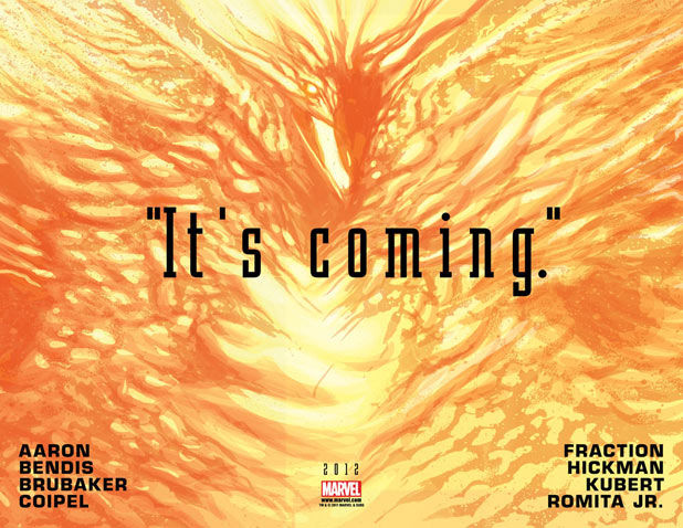 Marvel's 'Phoenix' teaser