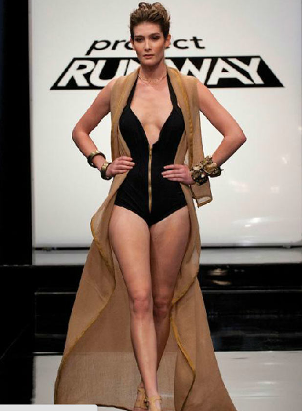 Project Runway S09E13: Anya Ayoung's design