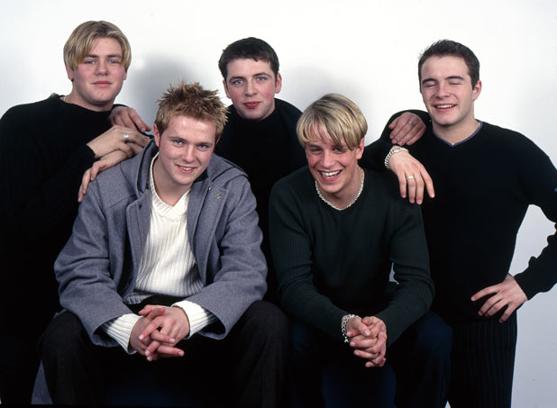 Westlife - Career in pictures