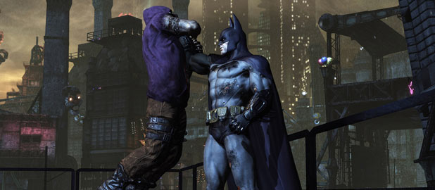 'Batman: Arkham City' screenshot