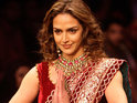 Esha Deol put off making a comeback because she could not find any challenging roles.