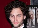 "Penn Badgley says he's impressed by the ""peaceful"" Occupy Wall Street protests."