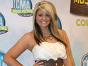 Lauren Alaina admits to struggling with her weight since coming to Hollywood.