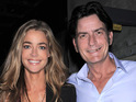 Denise Richards says her relationship with Charlie Sheen is better than ever.