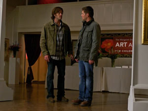 Supernatural S07E05: 'Shut Up, Dr. Phil'