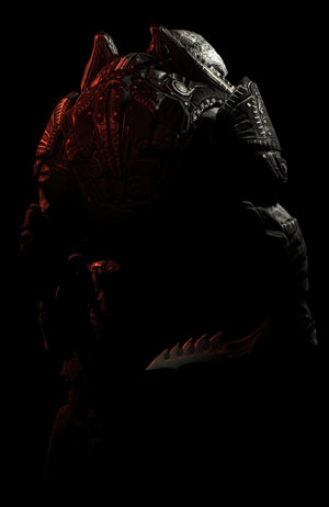 General RAAM from Gears Of War 3 DLC